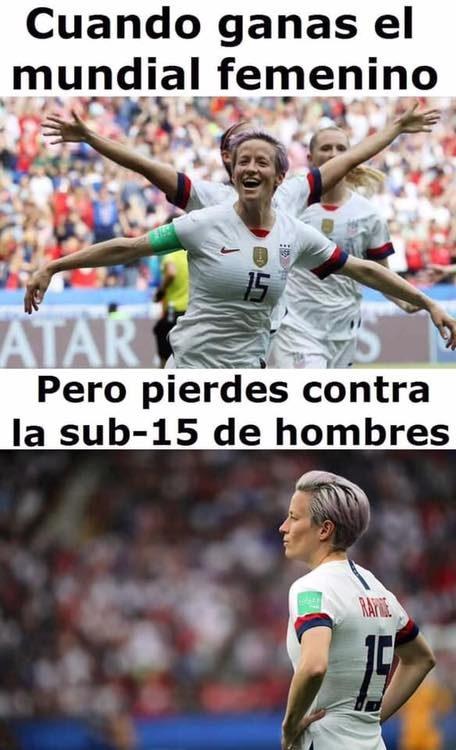 El fútbol femenino es como jugar a una pre-beta del FIFA 2020 en un Pentium 100