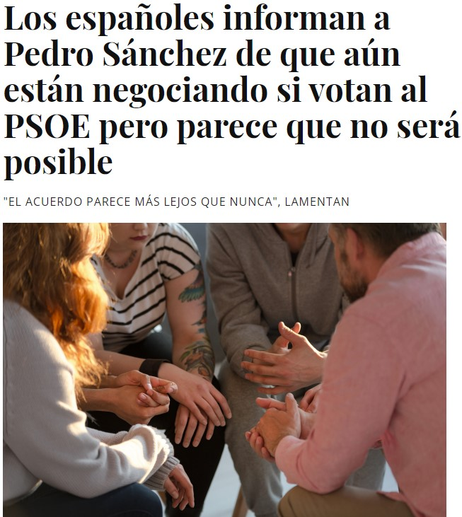 """El Mundo Today da noticias más reales que los medios """"serios"""""""