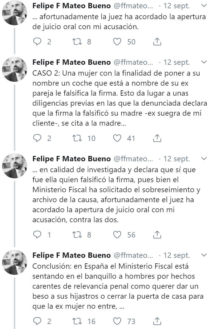 El ministerio fiscal es como los pimientos del padrón, a veces pica, y a veces no