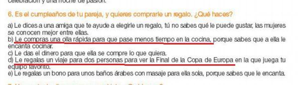 """El ayuntamiento de Jerez publica un test en su página web para """"chequear tu machismo"""""""