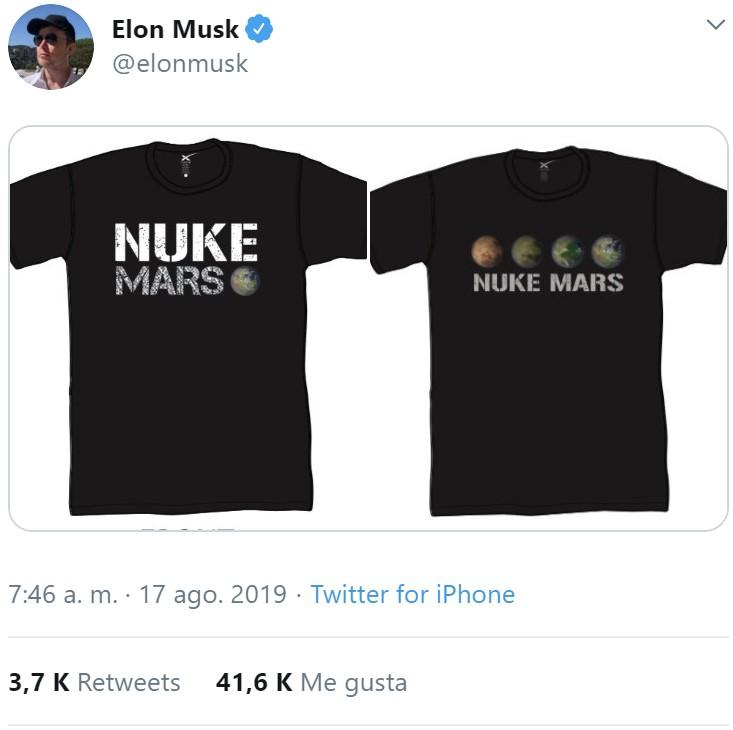 Si sigues a Elon Musk en Twitter sabes identificar muy bien los momentos exactos en los que se está liando un churro tamaño Falcon Heavy