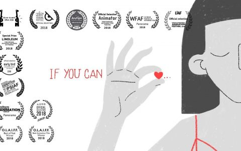 If you can: un corto inspirado en un discurso de Winston Churchill