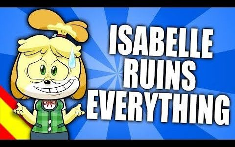 Isabelle ruins everything