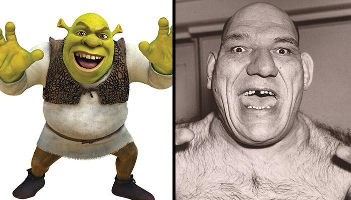 ¿Sabías que Shrek está basado en una persona de carne y hueso?
