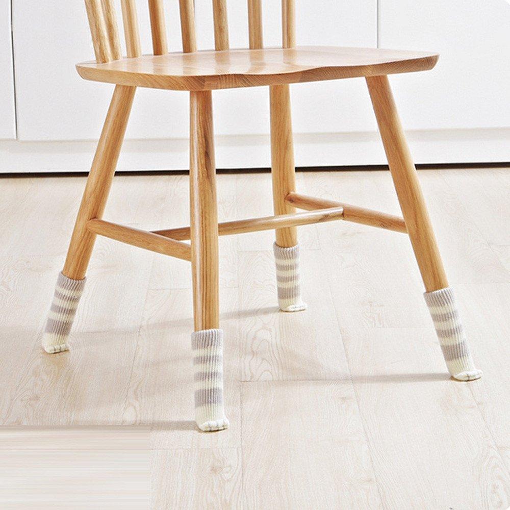 Los protectores para las patas de las sillas que estabas esperando