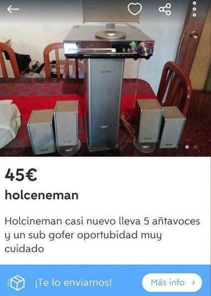 HOLCENEMAN
