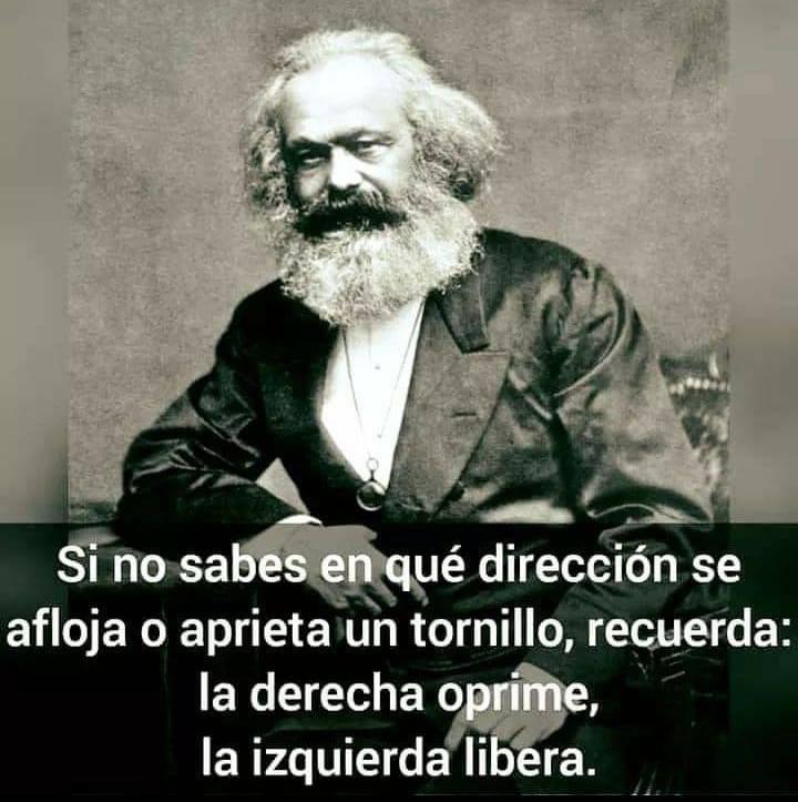 Consejos del tito Marx