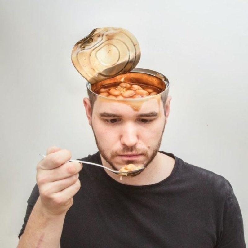 Ben Robins: un auténtico crack del photoshop bizarro [33 FOTOS]