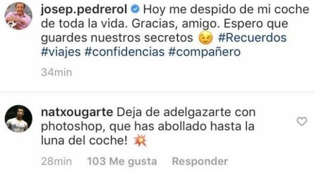 Josep PedreLOL