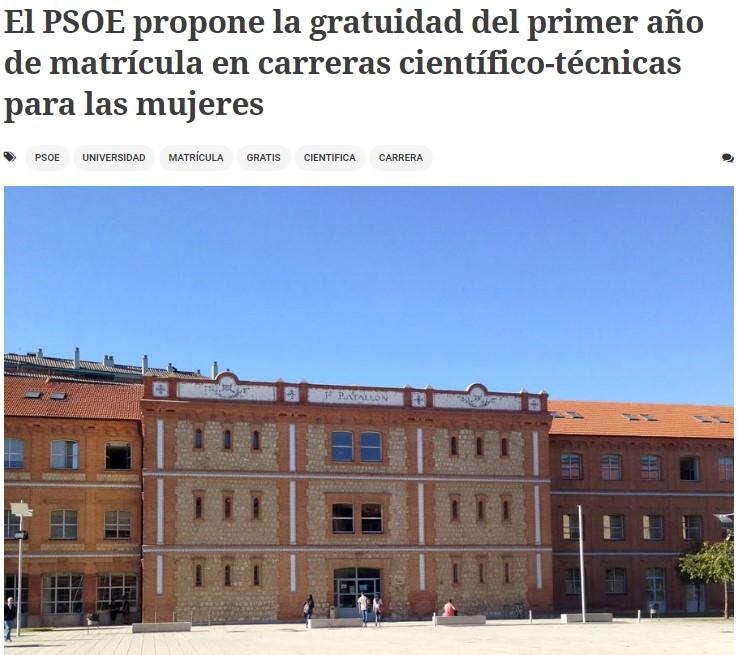 El PSOE ya está en campaña