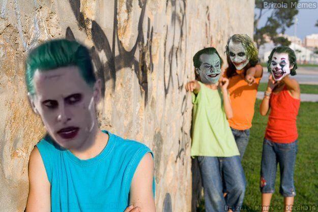 La vergüenza de los Jokers