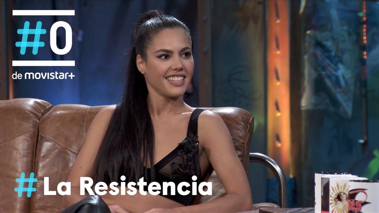 Apolonia Lapiedra en La Resistencia