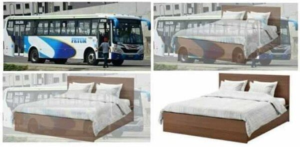 Así ven el bus los que viven a más de 40 minutos de la universidad