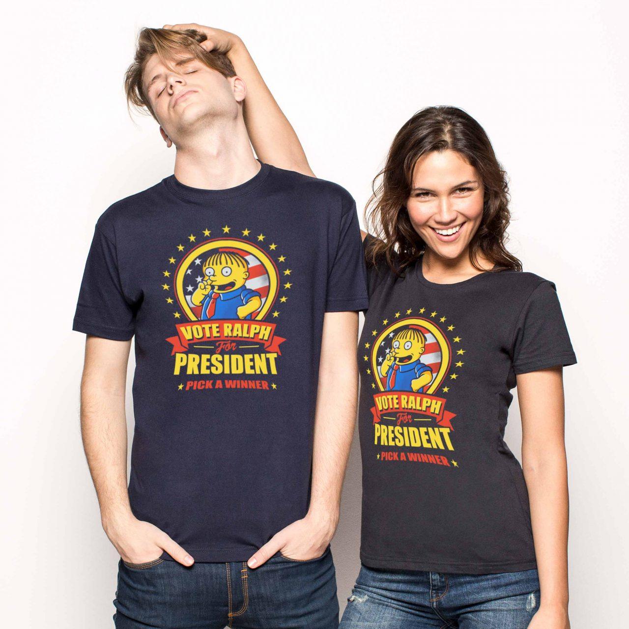 Camiseta VOTE RALPH