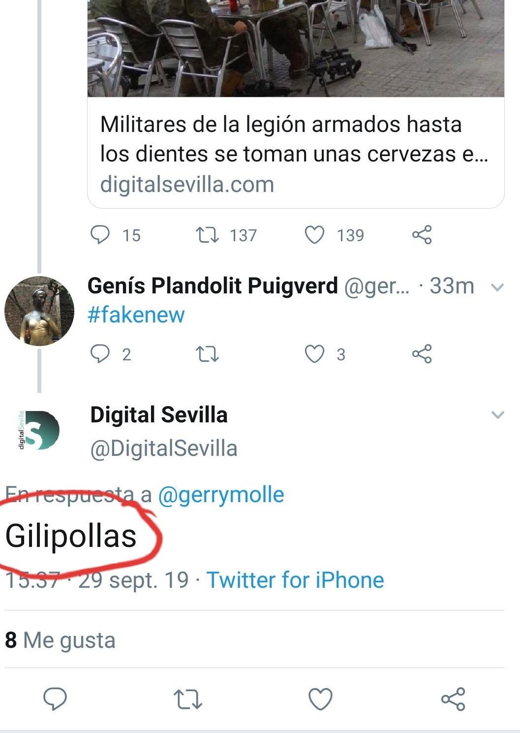 Digital de Sevilla tiene un CM a la altura de sus titulares