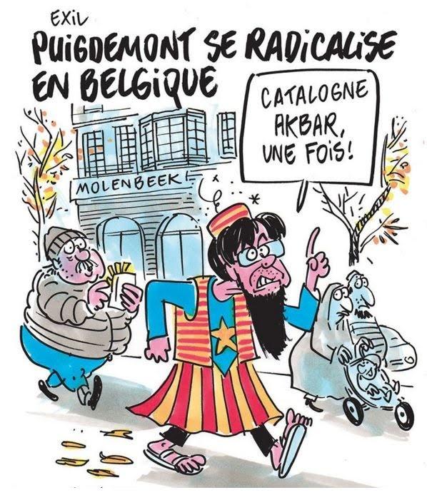 Charlie Hebdo también son unos fachas