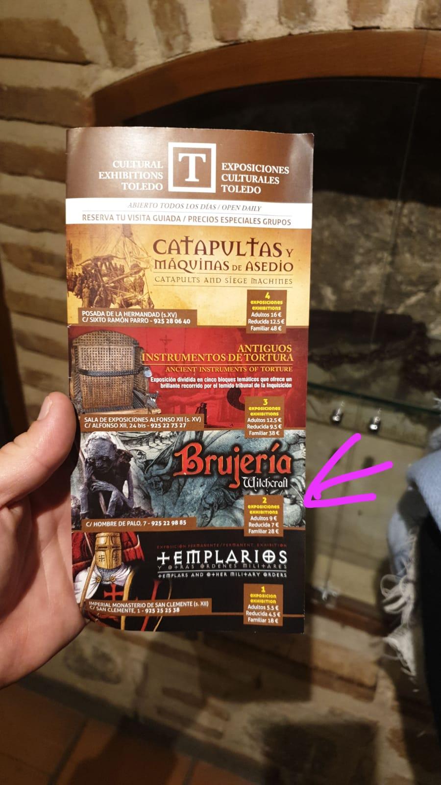"""Ranota se ha pasado hoy por una exposición de brujería en Toledo, y se ha encontrado este curioso artilugio ancestral llamada """"Máquina consoladora"""""""