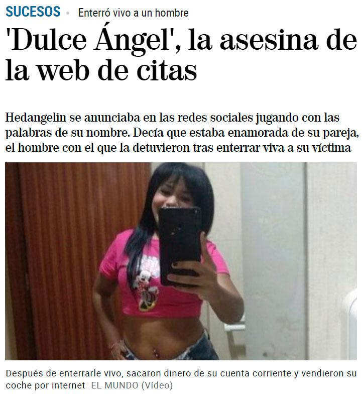 """""""Dulce Ángel"""""""