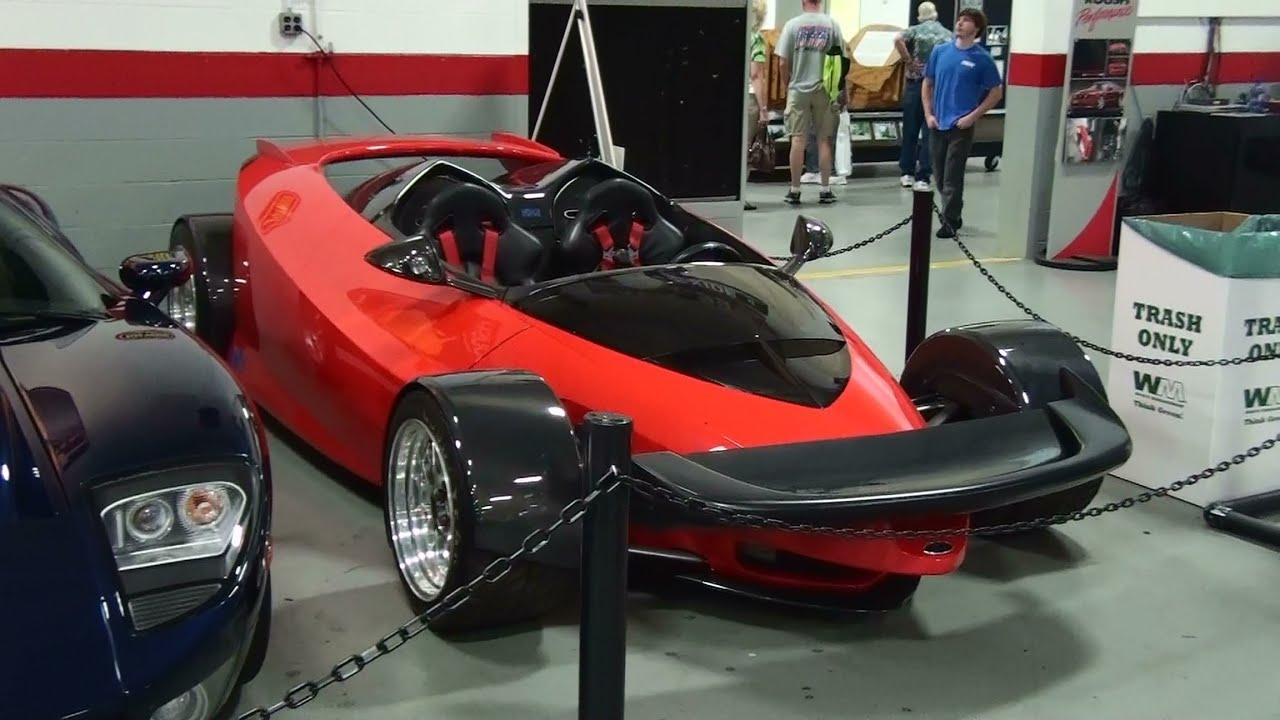 ¿Tienes 200.000 dólares? Entonces puedes pujar por uno de los coches más extraños de la historia: El Ford Indigo