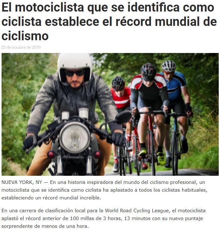 La diversidad llega al mundo del ciclismo