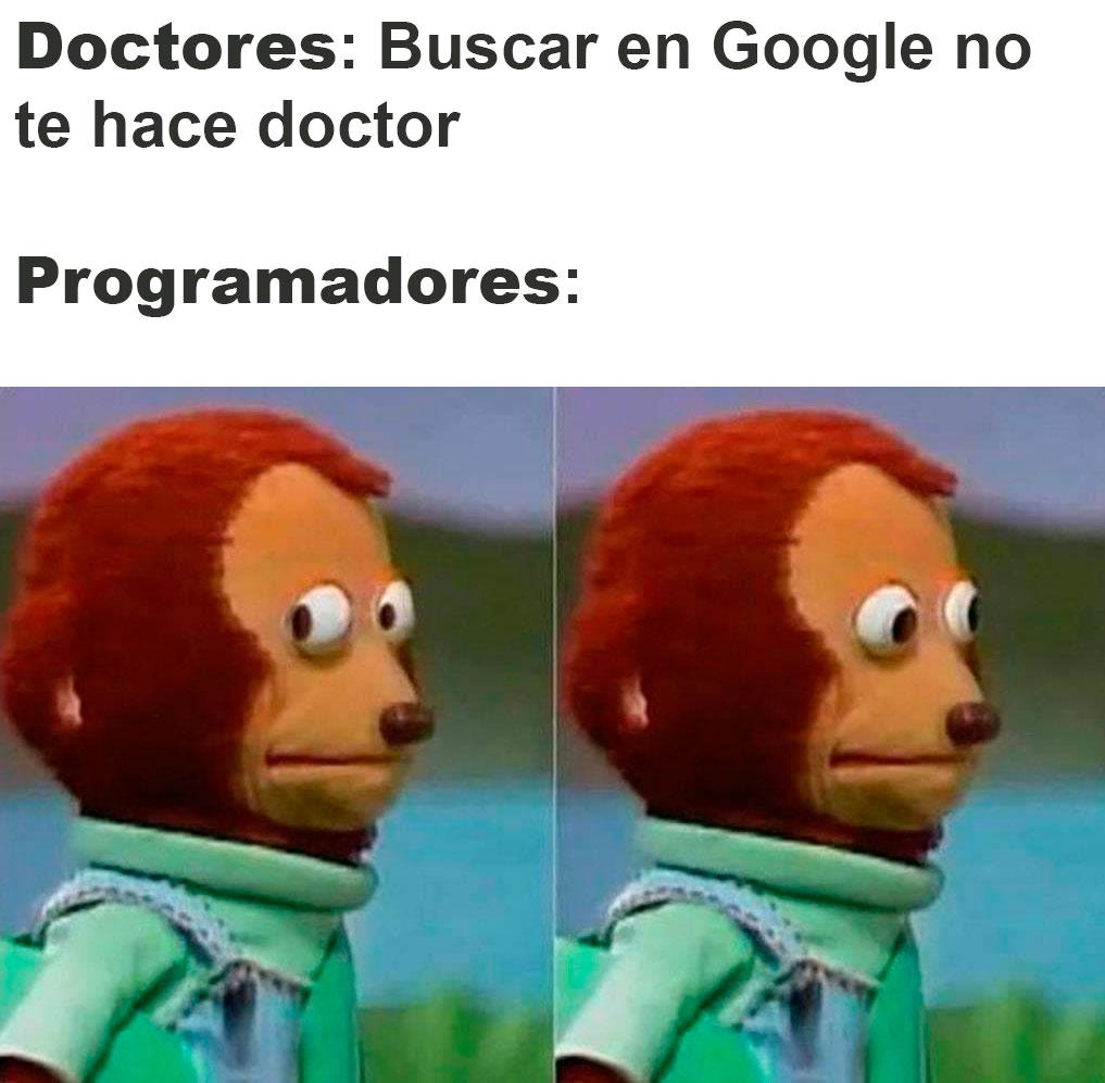 ¿Y si te digo que los doctores también lo hacen?