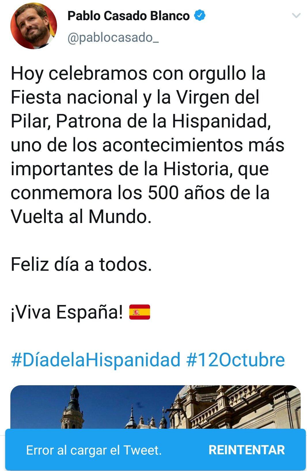 De historia ni zorra, pero ha dicho España. Todo bien.
