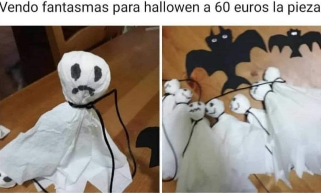 A ese precio al menos espero que sean gallegos...