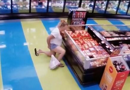 Pit-stop en el supermercado