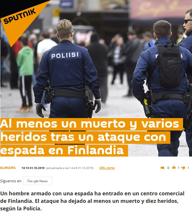 Madrileños... Machetín ya está pillado como mascota, buscaros otra arma