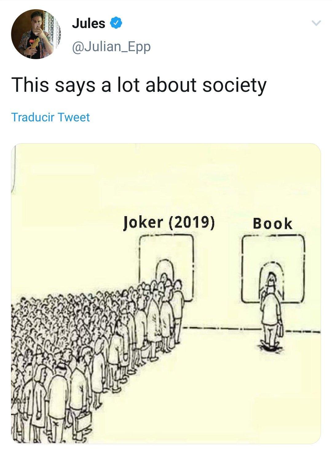 Ojo, el libro de Joker... TURBOCULTURA