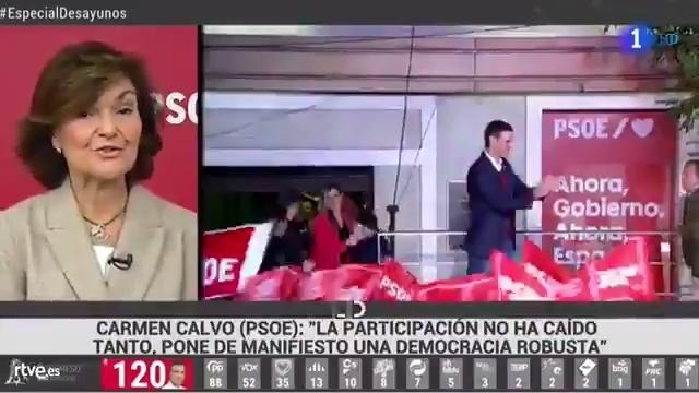 El PSOE no convocó estas elecciones, fue el misterio del tango