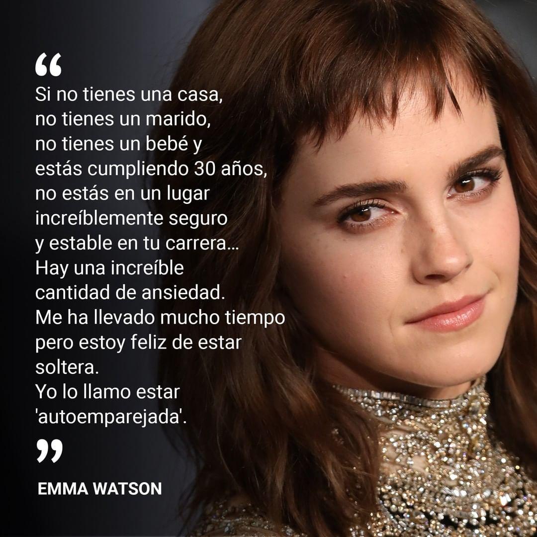 Pobre Emma Watson...