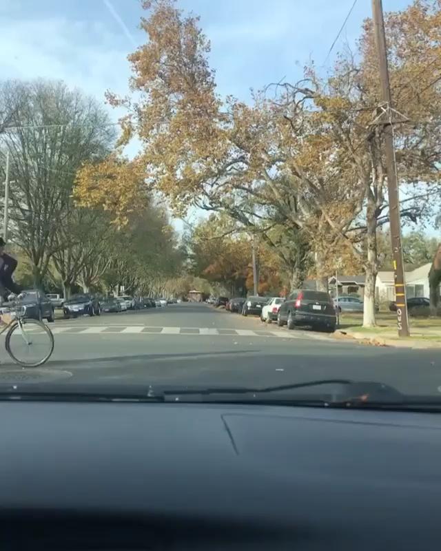 Habéis estado llevando a la gente en bici mal todo este tiempo