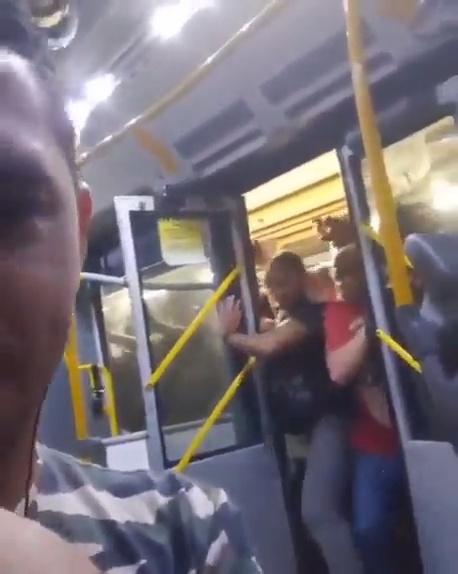 No, no es el Black Friday del Primarkt, es el metro en Sao Paulo