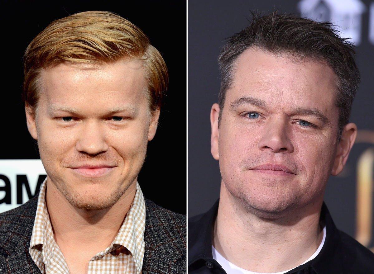 El Matt Damon hacendado