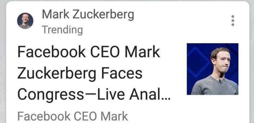 Parece que Mark Zuckerberg ya ha dado el salto
