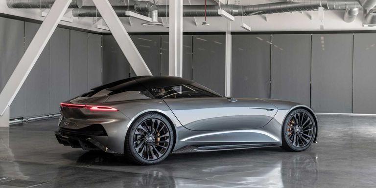 Karma SC2 Concept: 1.100 caballos eléctricos y un monstruiso par de 14.000 Nm