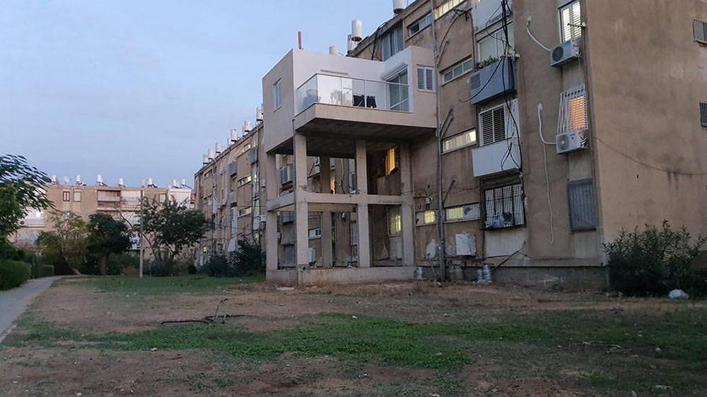 Ampliación de terraza nivel RUSIA
