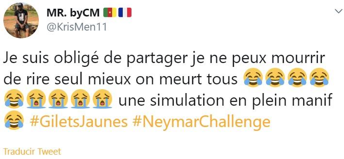 Parece que hay más de un Neymar en París...