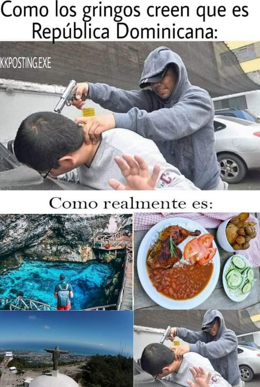 La gente tiene una idea equivocada de lo que es la República Dominicana...