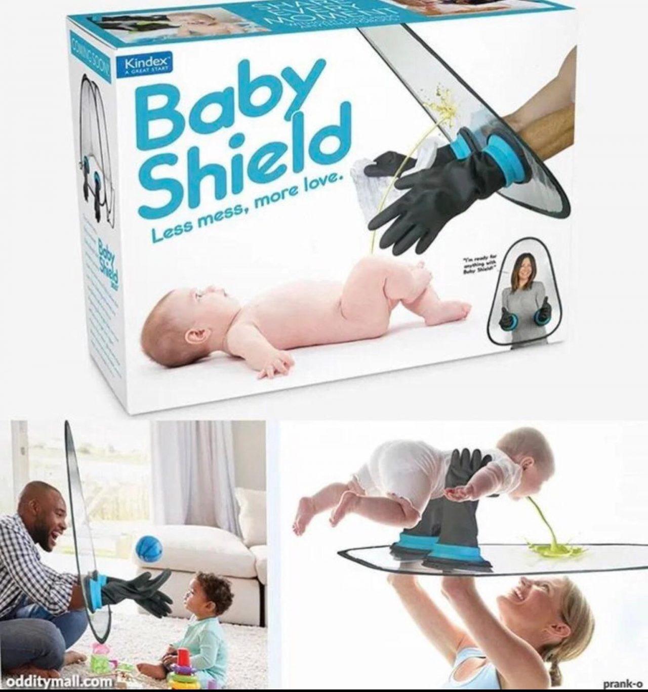 ¿Los bebés te dan mucho asco pero la presión de la sociedad te ha empujado a tener uno?