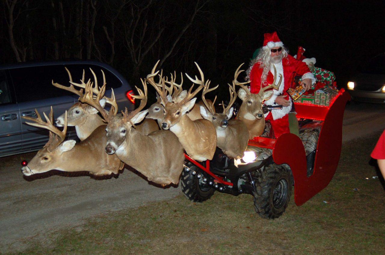 Motivos navideños involuntariamente inapropiados