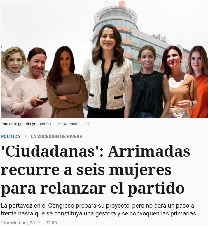 Madre mía El Mundo Today...