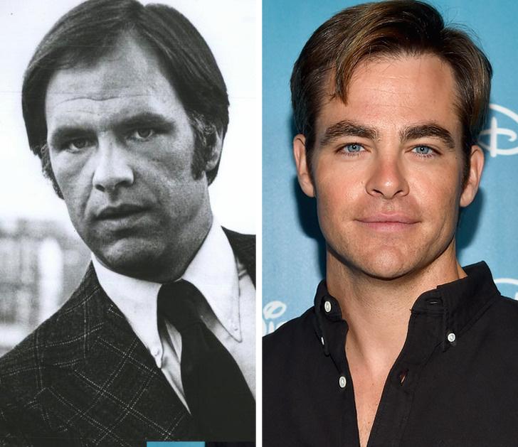 Padres famosos y sus hijos