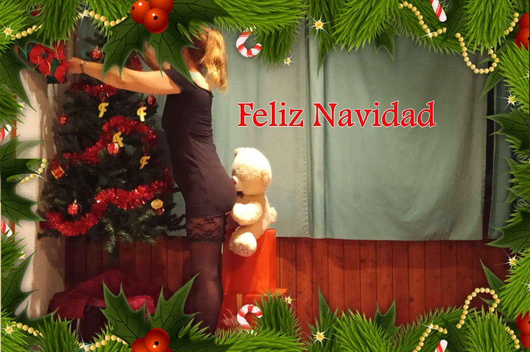 La finolier LaSonia os desea feliz Navidad