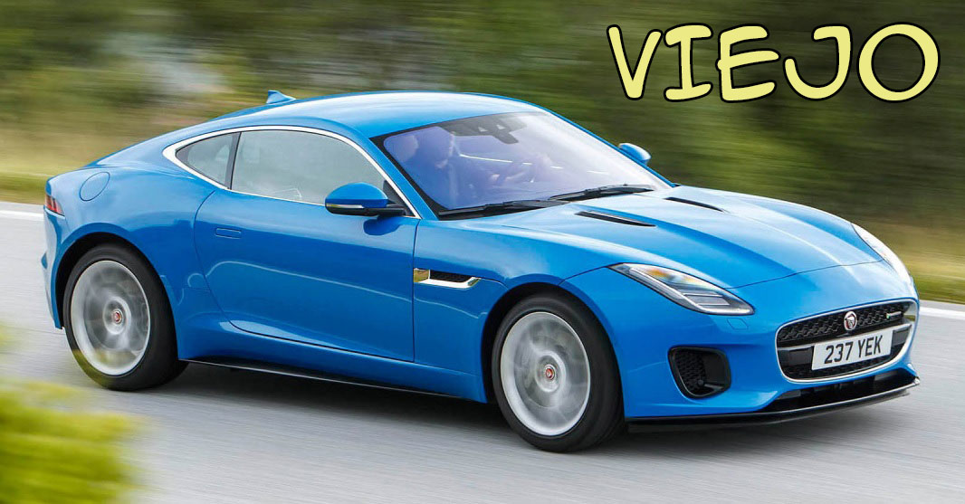 Jaguar le ha lavado la cara al nuevo F-Type