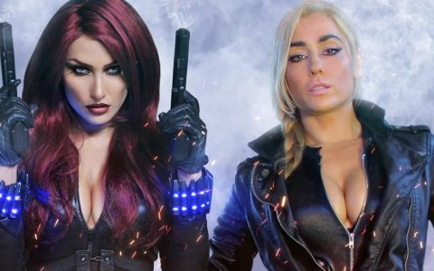 Black Widow vs Black Canary: el duelo definitivo