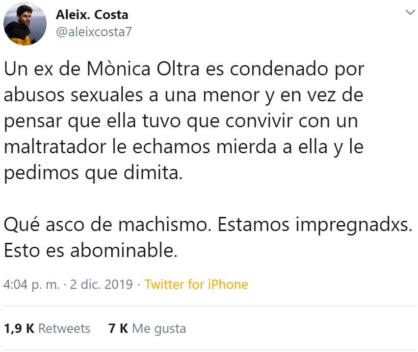 Acusan a La Generalitat Valenciana de inacción en un caso de abuso de menores en el que el condenado es el ex-marido de Mónica Oltra