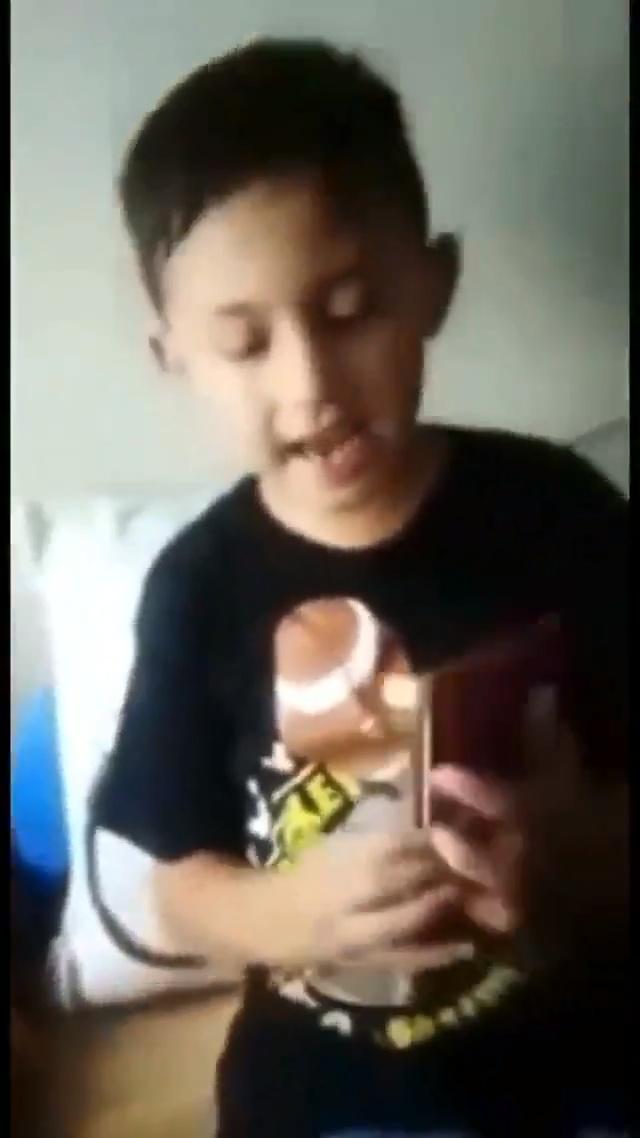 Este niño tiene más razón que un santo