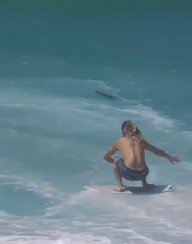 Me voy, el océano me necesita